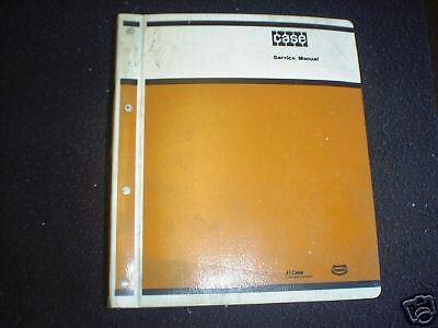 Case 580CK Loader Backhoe Service Manual