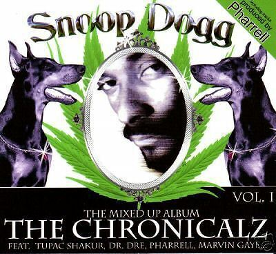 CD Snoop Dogg The Chronicalz Volume 1