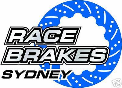 RACE BRAKES SYDNEY