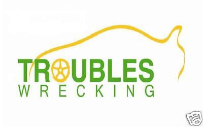 TroublesWrecking
