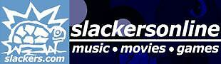 Slackers Music Movies Games
