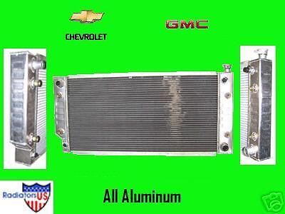 CHEVY TAHOE NEW ALL ALUMINUM RADIATOR 95 96 97 98 99 00