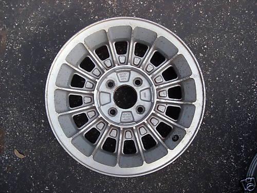 Ford Mustang Cougar Wheel Rim 16 Spoke 15