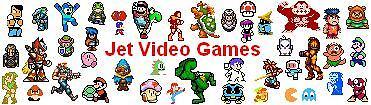 Jet Video Games